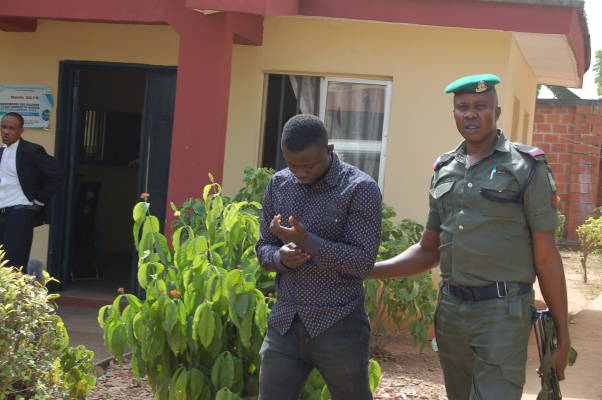 Internet fraudster bags two years jail term