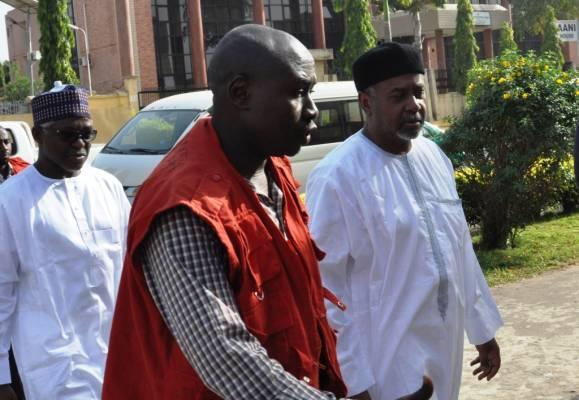 Arms deal: EFCC docks Dasuki, four others for N13bn fraud