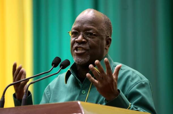 Tanzania's press wait to see if new president will reform troubling media laws