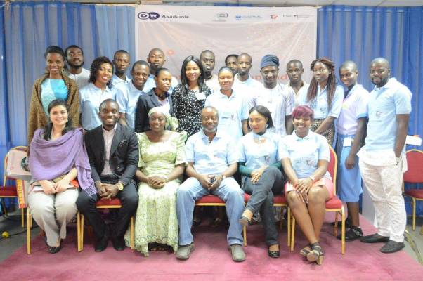 AFRICMIL & UNESCO hold MIL workshop for youth-led organisations in Nigeria #MILyouthng