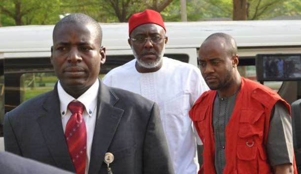 DasukiGate: PDP spokesman, Metuh, remanded in Kuje Prison