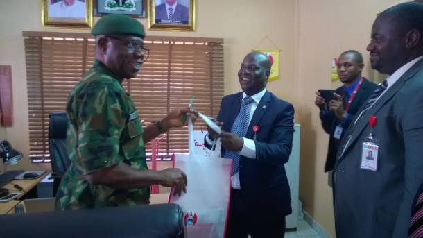 Partnership with EFCC essential to curb oil theft – Army