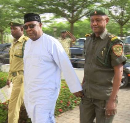 Armsgate: How Badeh looted Air Force funds – Witness