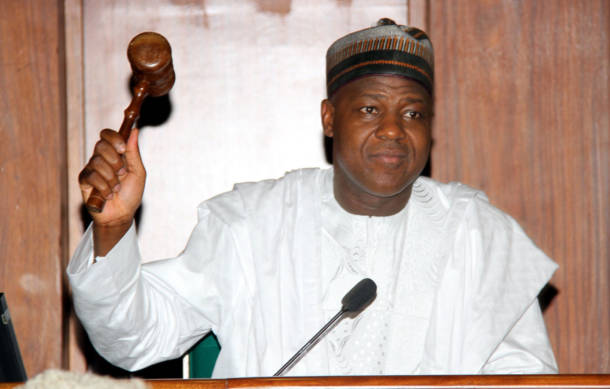 Dogara's approach to legislature-executive relationship