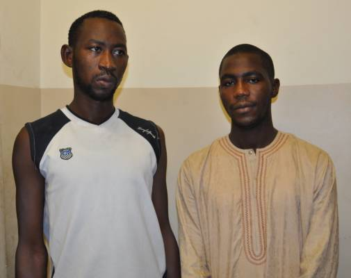 EFCC nabs two fake 'EFCC operatives'