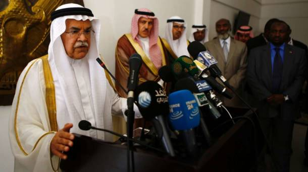 After 20 years, OPEC says farewell to Saudi Arabia's oil supremo