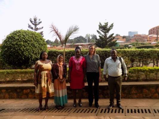 DW-Akademie, CEMCOD Uganda, train Rwanda's MIL partners and teachers
