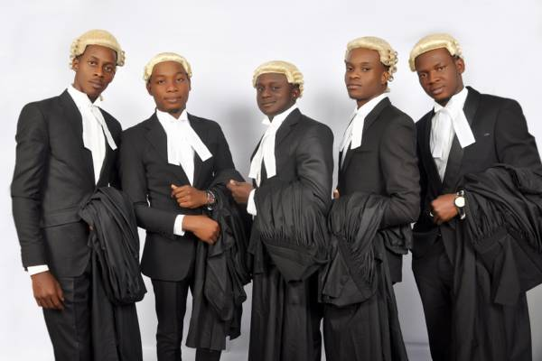 How to be a successful Nigerian lawyer
