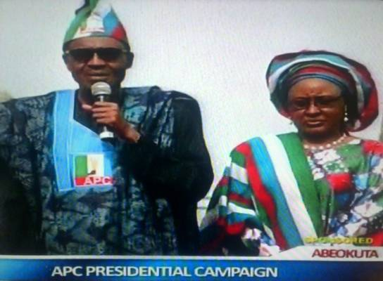 """My wife belongs to my kitchen and my living room and the other room"": Aisha and Muhammadu Buhari – Discerning the politics of the message"