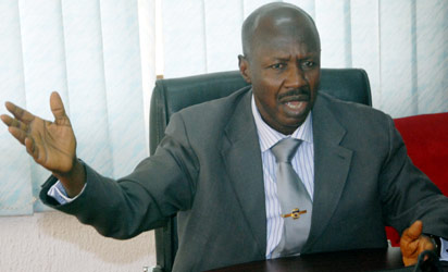 Magu raises alarm over plots to tarnish his image