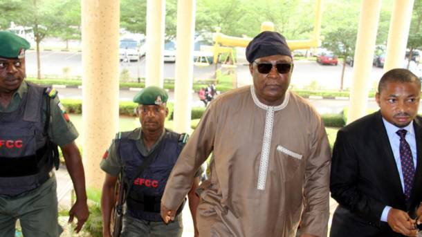 How Badeh contracted me to build churches, mosques - Witness