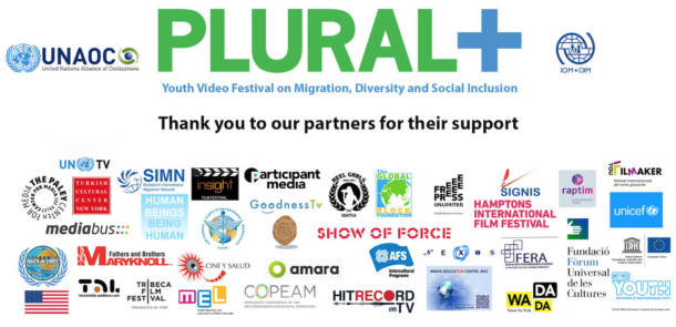 PLURAL+ Youth Video Festival on Migration, celebrating diversity and social inclusion: 2017 call for entries