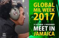 Global Media and Information (MIL) Literacy Week 2017 takes place in Jamaica from 31 October to 6 November