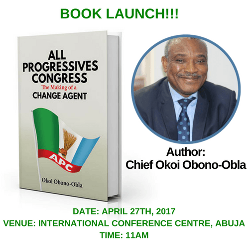 "Book review: ""The Making of a Change Agent"" by Okoi Obono-Obla"