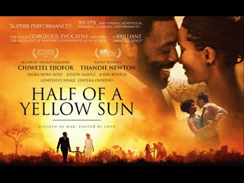 Was Half of a Yellow Sun simply a love story?