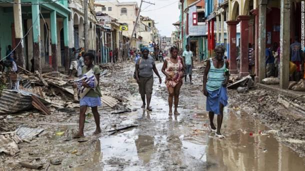 Is Nigeria the next Haiti?