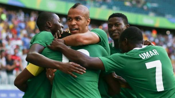 Nigeria, first African team to qualify for 2018 World Cup