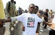 Corruption and leadership failure in Nigeria