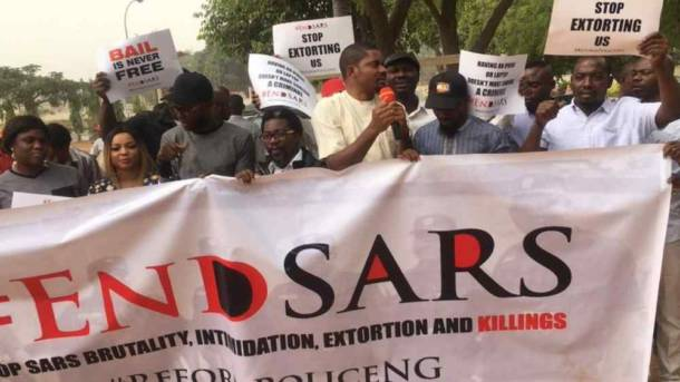 I was abducted by Nigeria's Special Anti-Robbery Squad (SARS), Daniel Elombah, UK based lawyer and publisher
