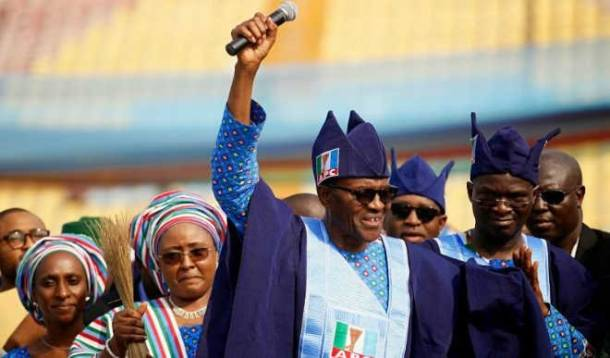 The politics of second term in Nigeria