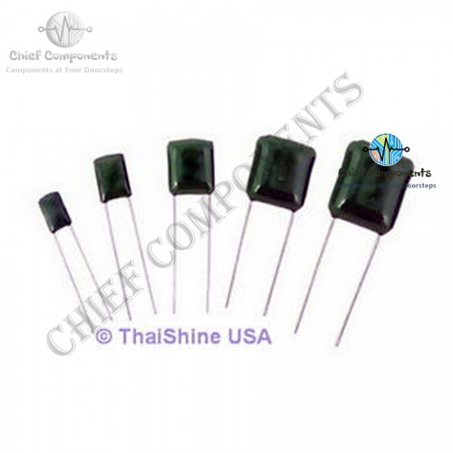 1pc 405j400 Polyester Capacitor High Voltage For Power