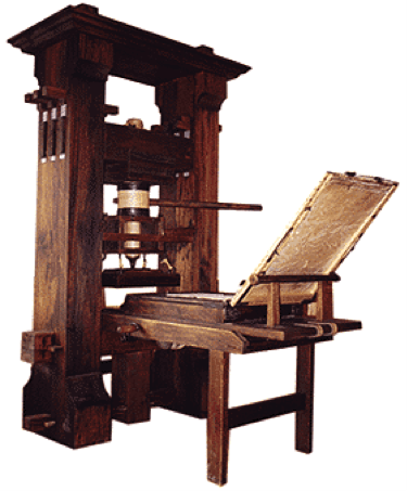 Big Data – More Transformational Than the Gutenberg Printing Press?