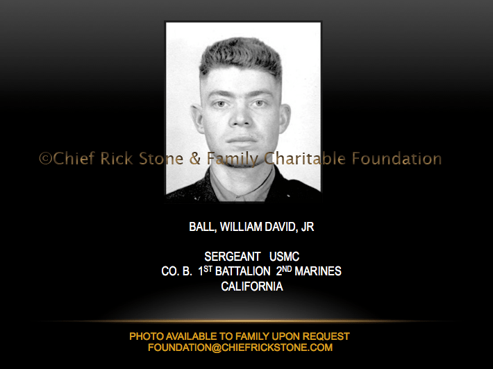 Ball, William David, Jr