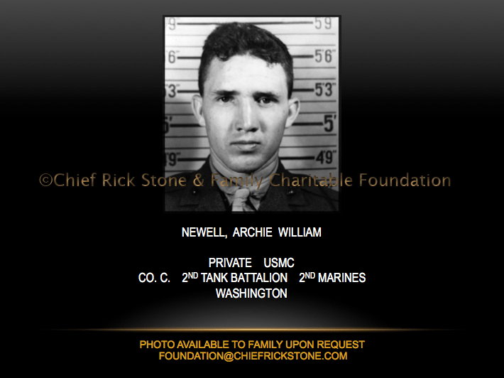 Newell, Archie William