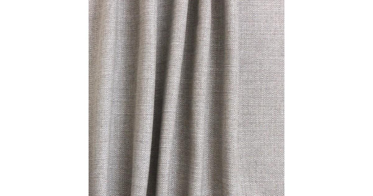 https www chienvert com fr polyesters unis 14513 tissu d ameublement aspect lin chine beige sable html
