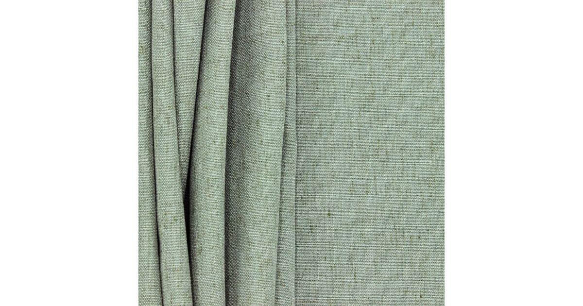 https www chienvert com fr uni 25858 tissu d ameublement aspect lin vert de gris html