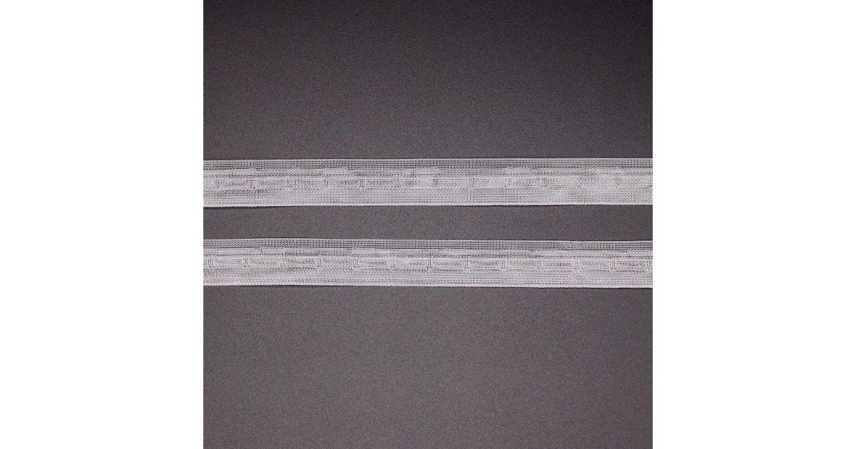 ruban tubulaire transparent pour store bateau 15mm