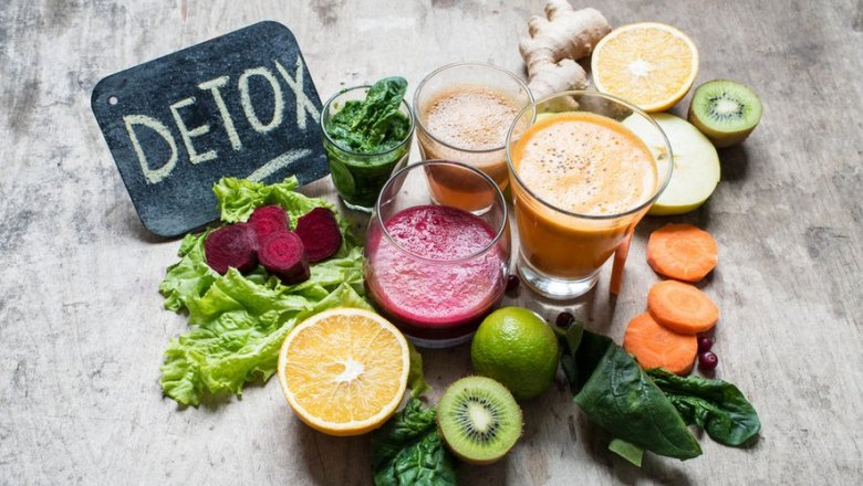 Le ricette di Erika & Diego / Alimenti detox: erbe e verdure per depurarsi