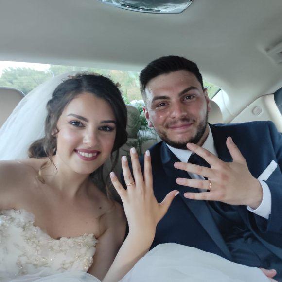 Marco e Rachele Sposi!