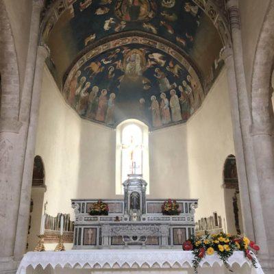 Altare San Silvestro