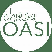 Chiesa Oasi Logo Round White
