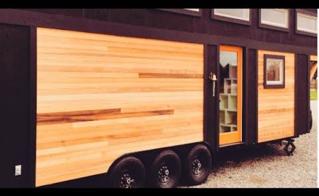 The Townsend From Woodsman Tiny Homes Tiny House Design