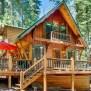 100 M2 Gorgeous Tahoe Pines Cabin In Homewood Ca