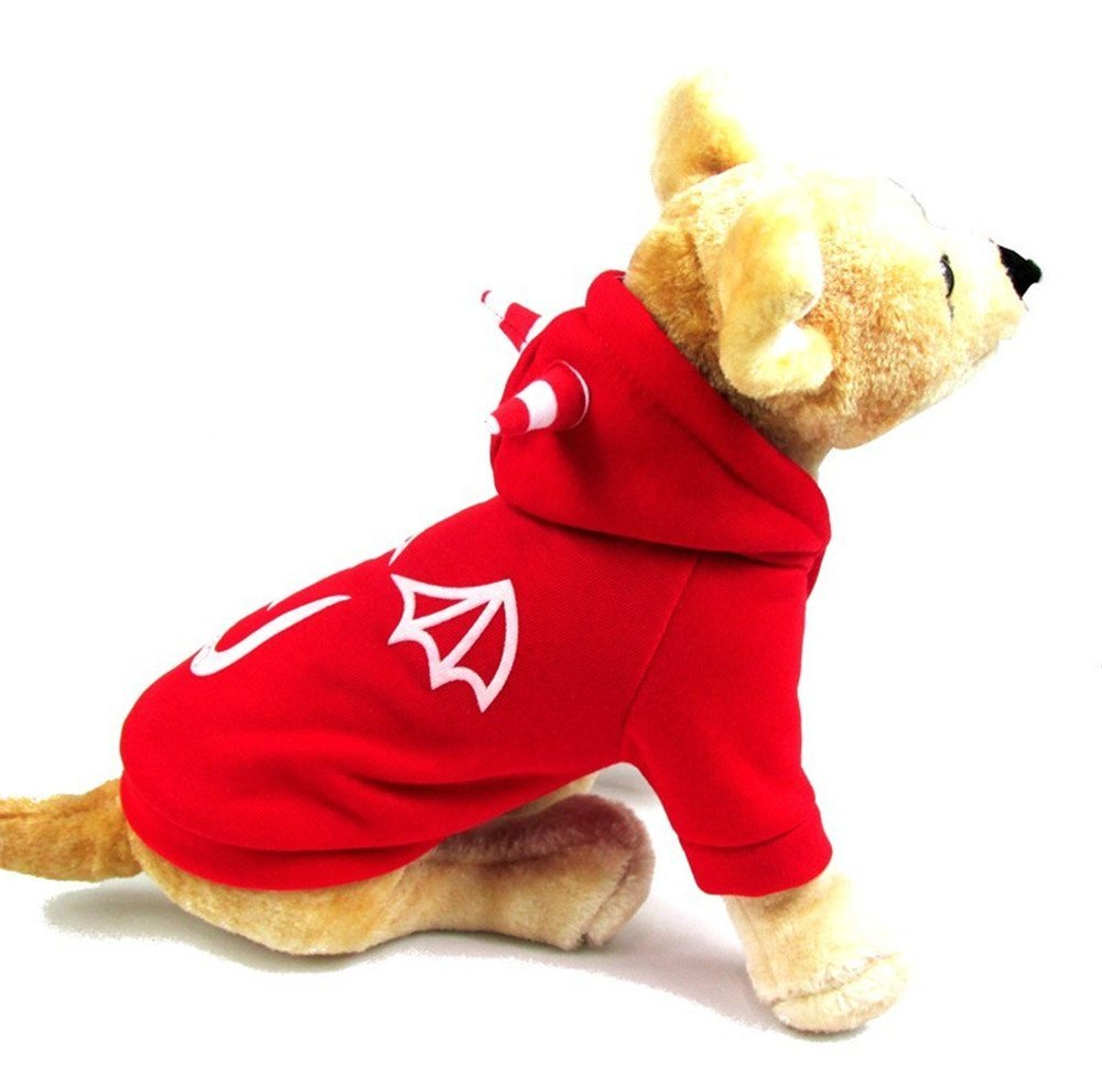 Chiqpets Halloween Costumes Dog Clothes Little Demon