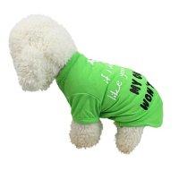 Wakeu Pet Shirt Small Dog Cat Clothes Puppy Vest T-Shirt ...