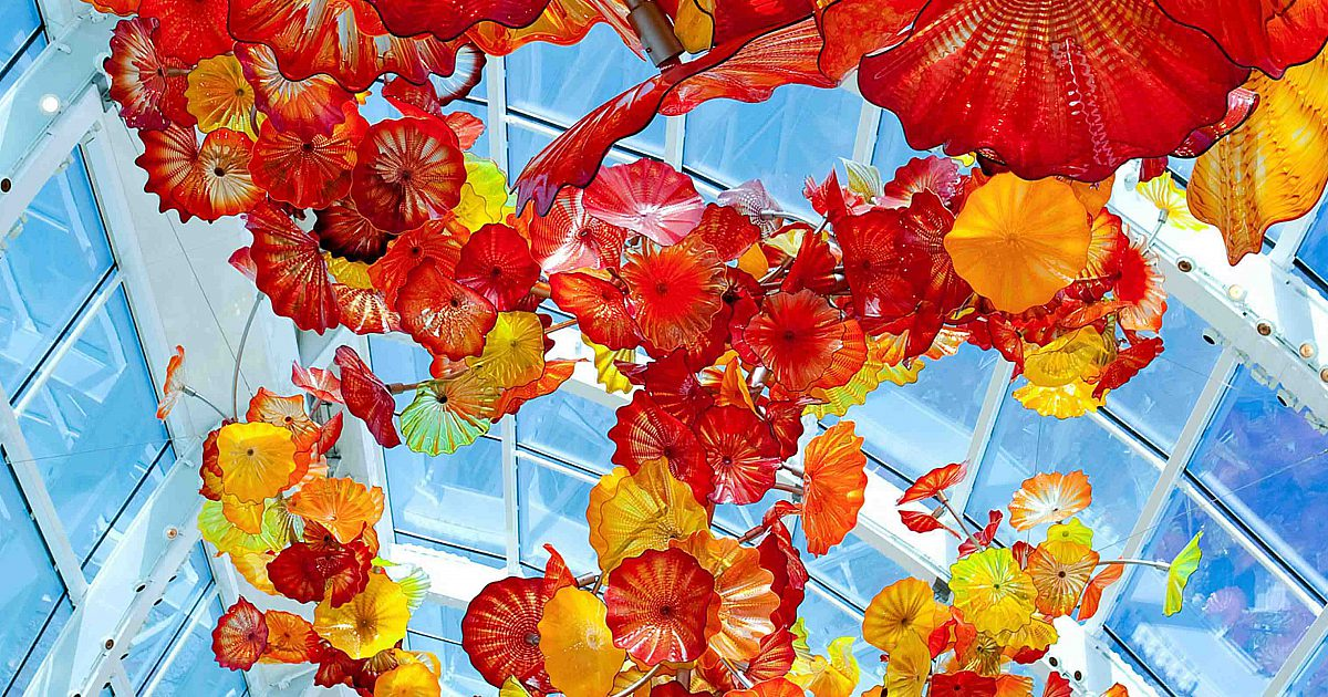Shop hundreds of decorative martini glasses deals at once. Chihuly Garden And Glass Plan Your Visit