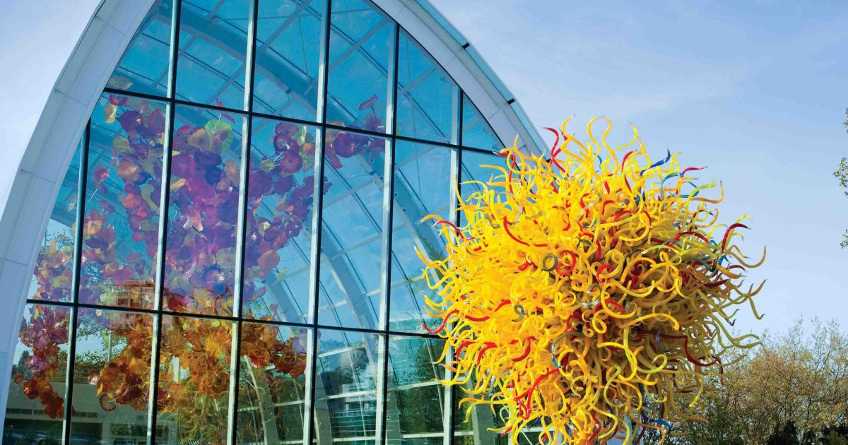 Chihuly garden and glass price: Chihuly Garden And Glass Accessibility