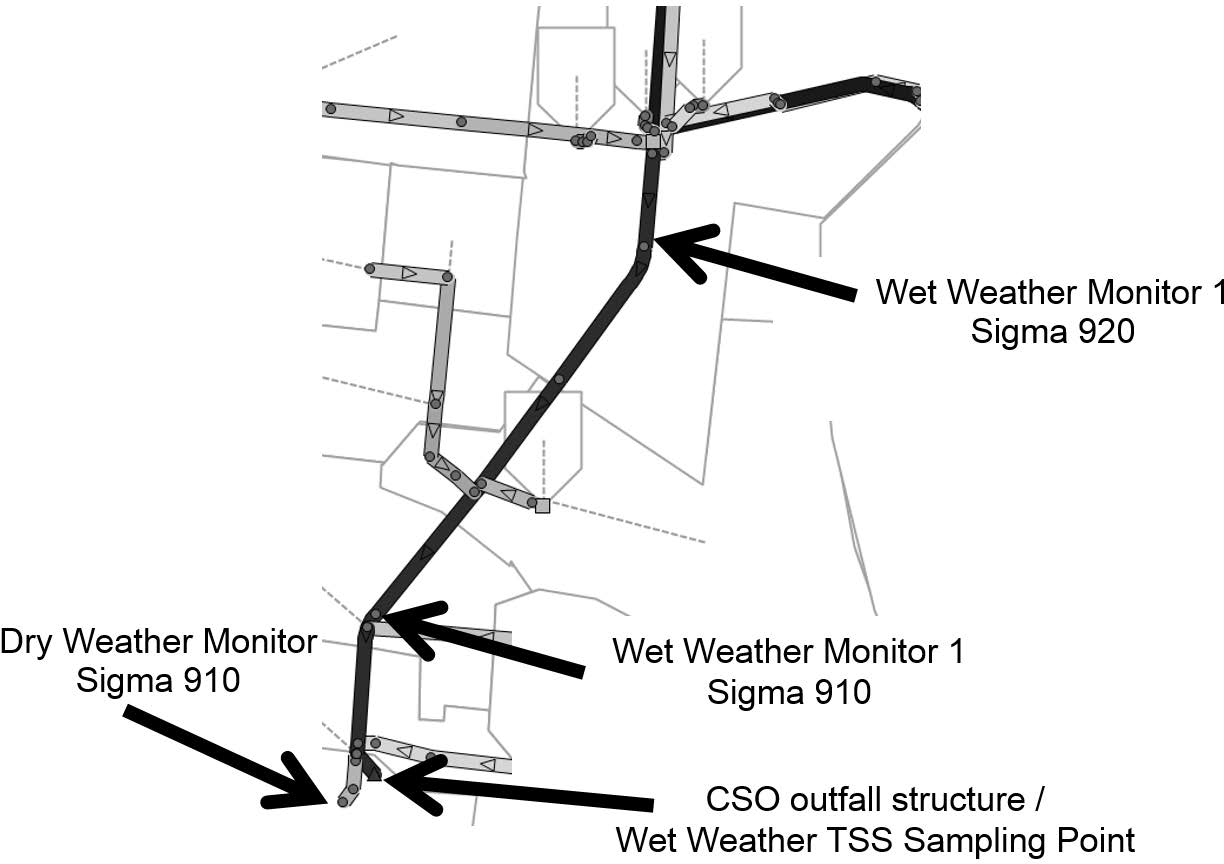 Dry Weather Channel Impacts on Wet Weather Combined Sewer