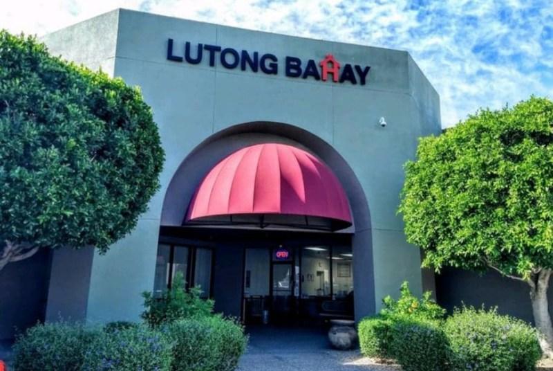 Lutong Bahay (Filipino – Asian Restaurant)