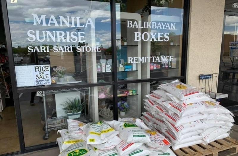 Manila Sunrise Sari Sari Store and Discount Floor & Decor