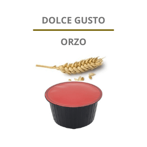 Capsule Dolce Gusto orzo