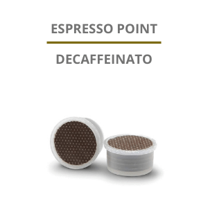 Capsule Espresso Point Decaffeinato
