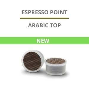 Espresso Point Arabic Top