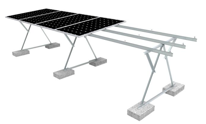 Roof Solar Mounting System_Chiko Solar Mounting System