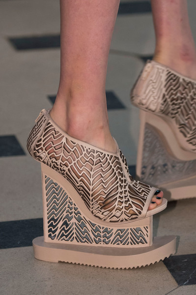 Runway Shoes Haute Couture 2016 Chiko Shoes