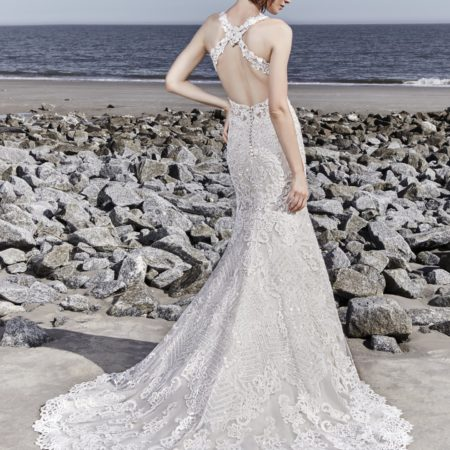 Seven Types Of Lace Wedding Dresses To Captivate Your Guests